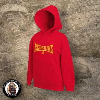 REDSKINS (Flock) HOOD XL / red