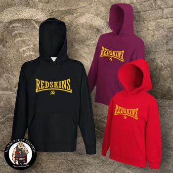 REDSKINS (Flock) HOOD