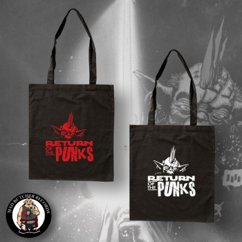 RETURN OF THE PUNKS BAG