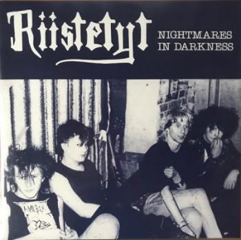 Riistetyt - Nightmares in Darkness LP