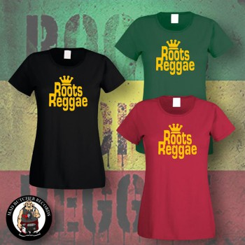 ROOTS REGGAE GIRLIE