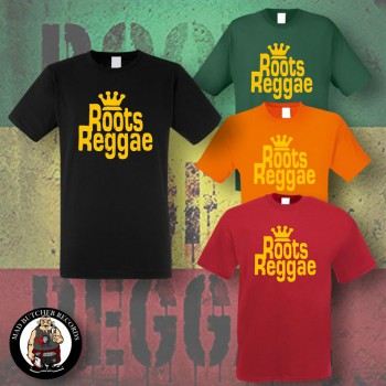 ROOTS REGGAE T-SHIRT