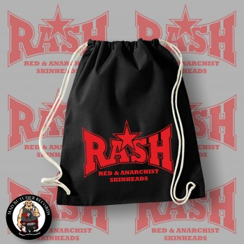 RASH RED/BLACK STAR SPORTBEUTEL