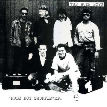 THE RUDE BOYS RUDEBOY SHUFFLE EP