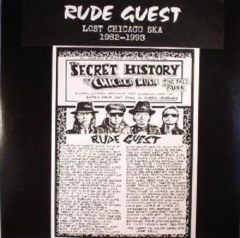 Rude Guest – Lost Chicago Ska 1982-1993 LP Jump up rec (Reggae/Ska)