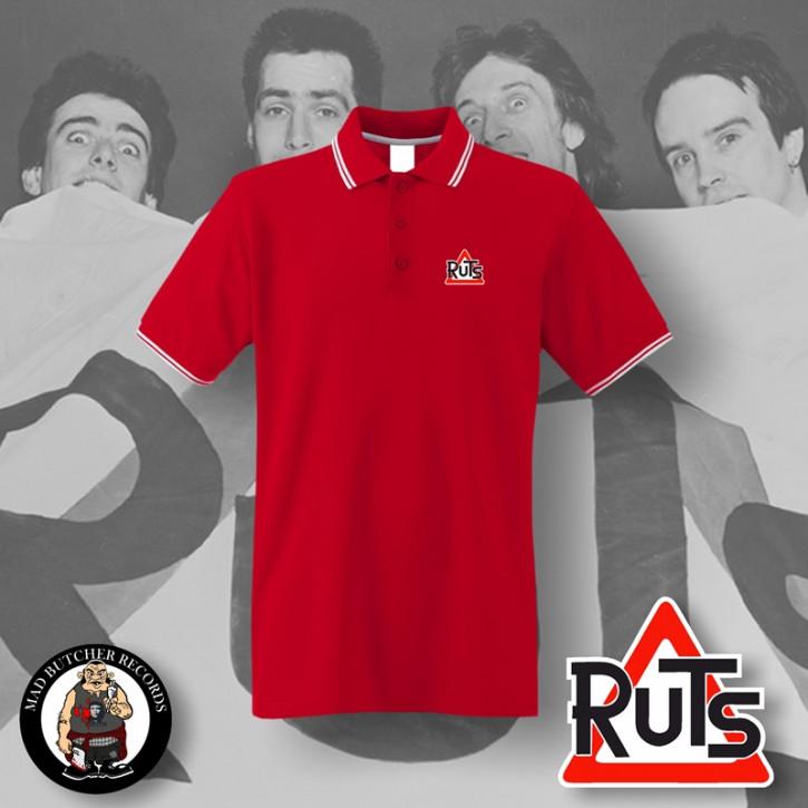RUTS POLO 3XL / ROT
