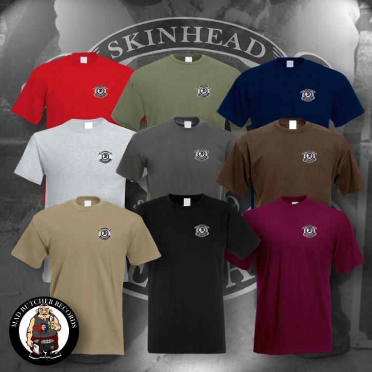 SKINHEAD BOSS REGGAE T-SHIRT