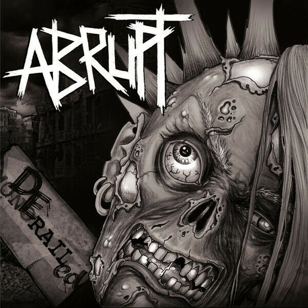 Abrupt – Derailed LP+CD