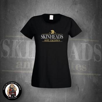 SKINHEAD ANTI RACISTES GIRLIE