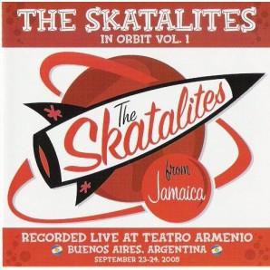 Skatalites 'In Orbit - Live In Argentina' 2-LP