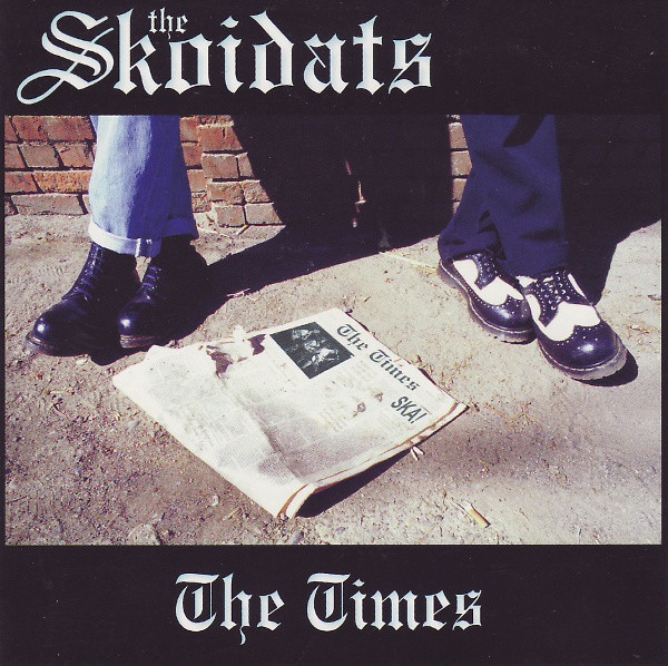 The Skoidats ‎– The Times LP