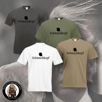 SCHWACHKOPF (TRUMP) T-SHIRT