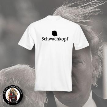 SCHWACHKOPF (TRUMP) T-SHIRT L / White