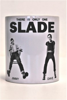 SLADE THERE IS ONLY ONE KAFFEEBECHER