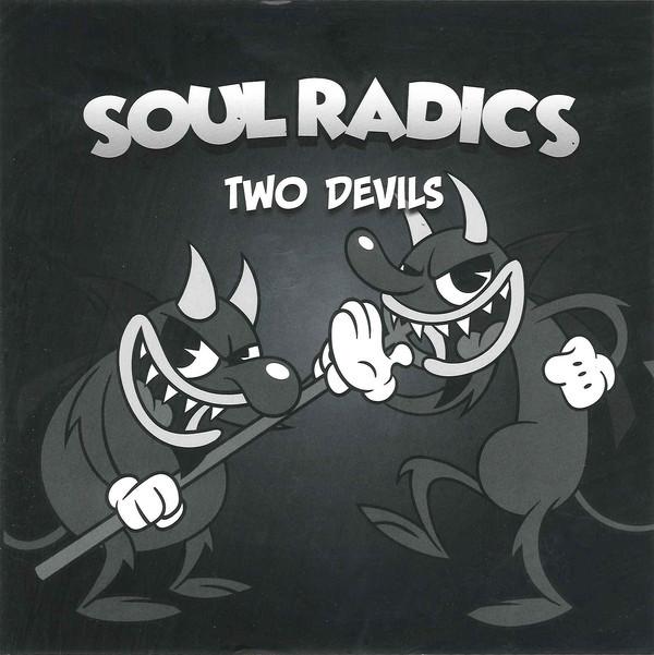 "SOUL RADICS – Two Devils 7"" EP"