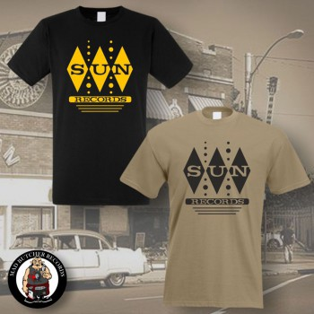 SUN RECORDS DIAMOND T-SHIRT