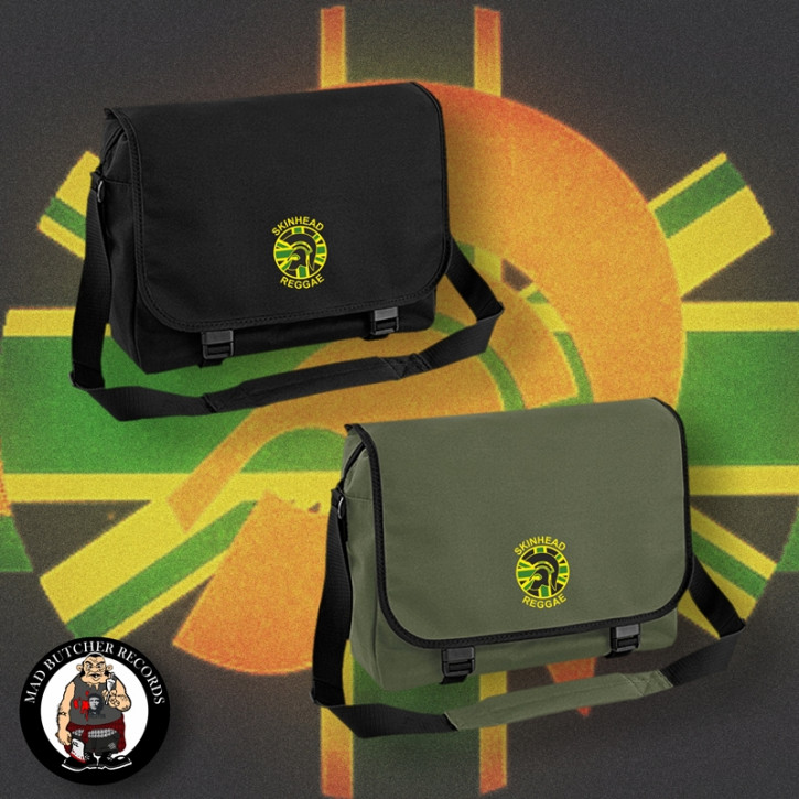 SKINHEAD REGGAE MESSENGER BAG