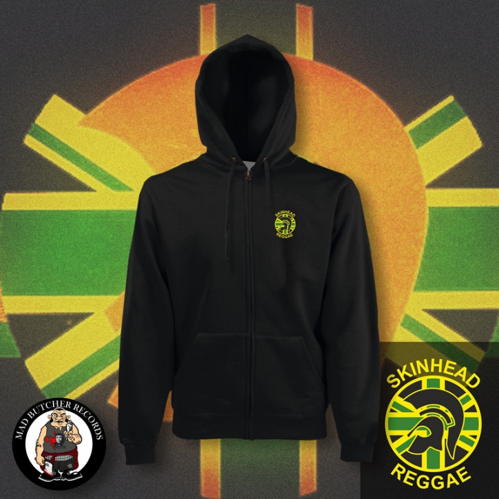 SKINHEAD REGGAE ZIPPER 5XL