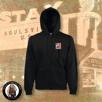 STAX LOGO SMALL ZIPPER