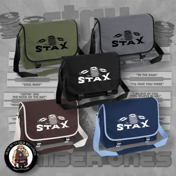 STAX MESSENGER BAG