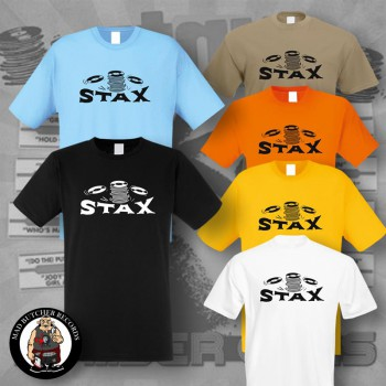 STAX OLD LOGO T-SHIRT