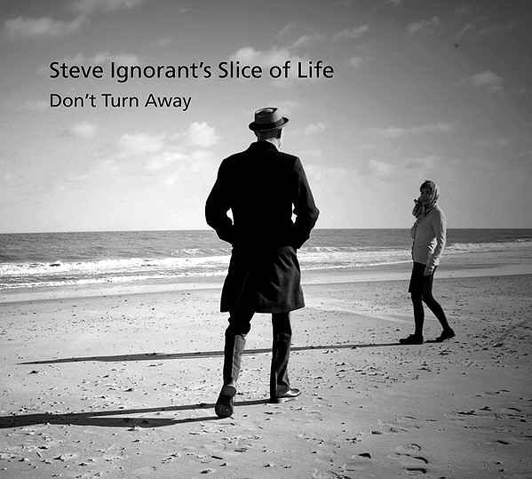 Steve Ignorant's Slice Of Life ‎– Don't Turn Away LP
