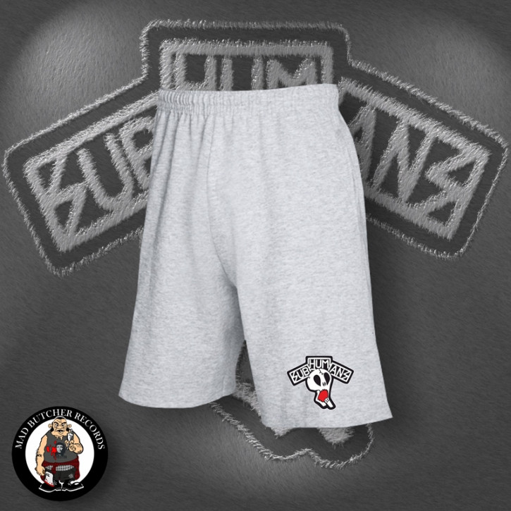 SUBHUMANS SHORTS L / GRAU