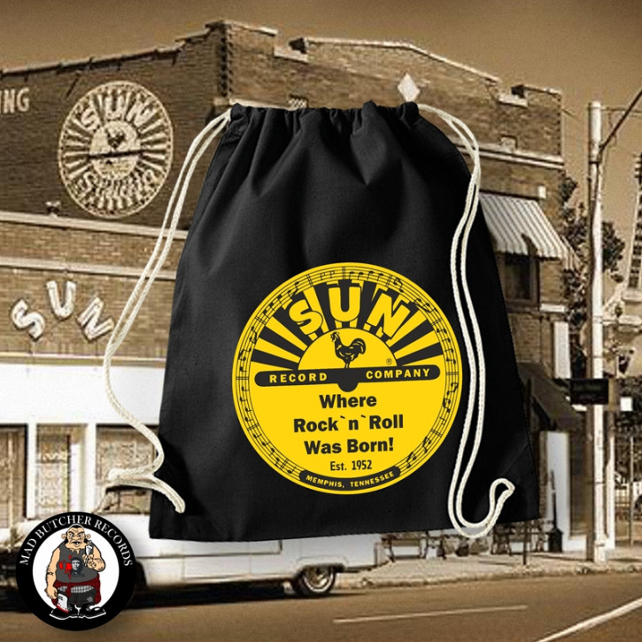 SUN RECORDS LOGO GYM SAC