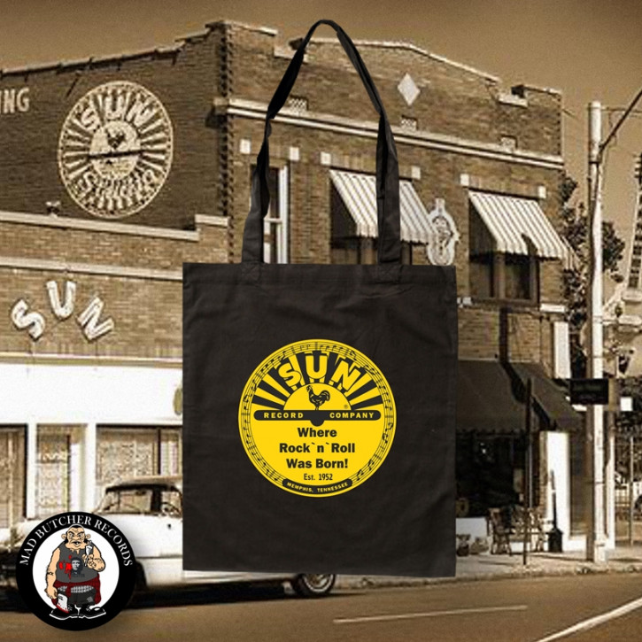 SUN RECORDS LOGO BAG