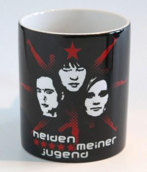 HELDEN MEINER JUGEND KAFFEEBECHER