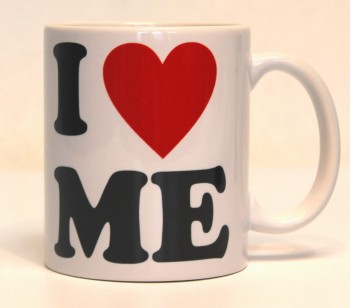I LOVE ME KAFFEEBECHER (MODERN FAMILY)