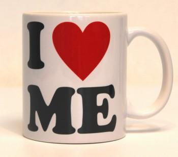 I LOVE ME KAFFEEBECHER (MODERN FAMILY)