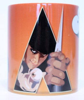 CLOCKWORK ORANGE KAFFEEBECHER