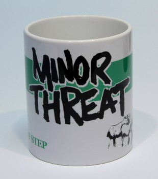 MINOR THREAT KAFFEEBECHER