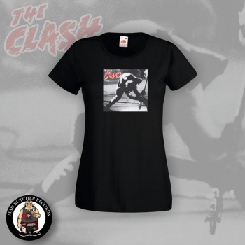 THE CLASH LONDON CALLING GIRLIE