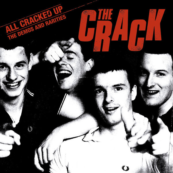 The Crack ‎– All Cracked Up - The Demos And Rarities LP