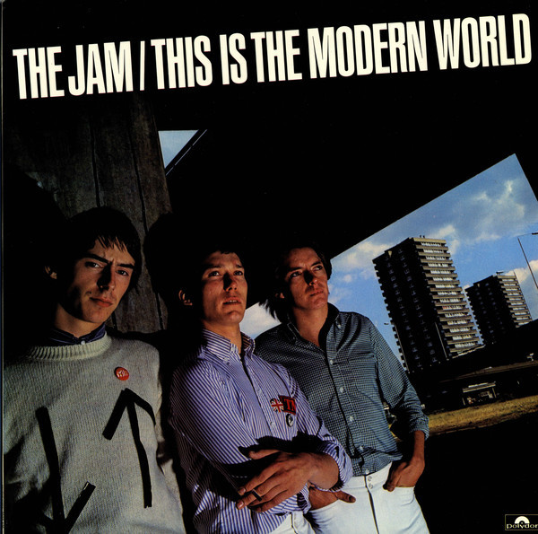 The Jam ‎– This Is The Modern World LP