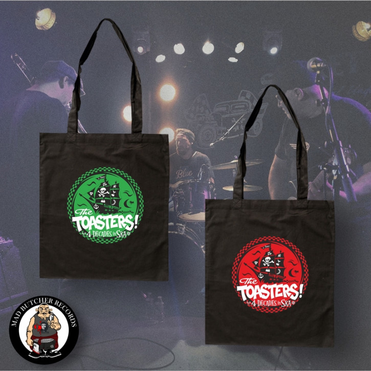 THE TOASTERS 4 DECADES IN SKA BAG