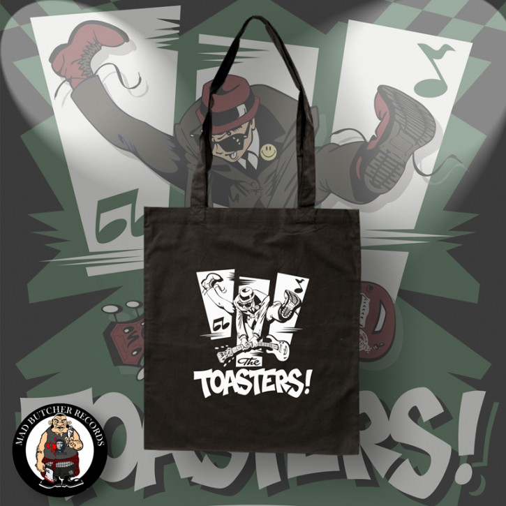 THE TOASTERS JUMP BAG