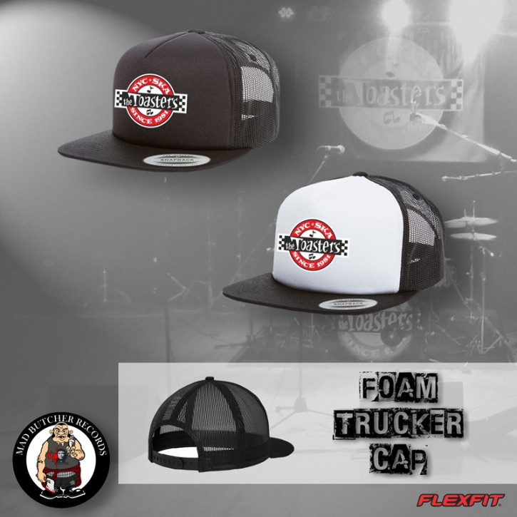 THE TOASTERS UNDERGROUND MESH CAP