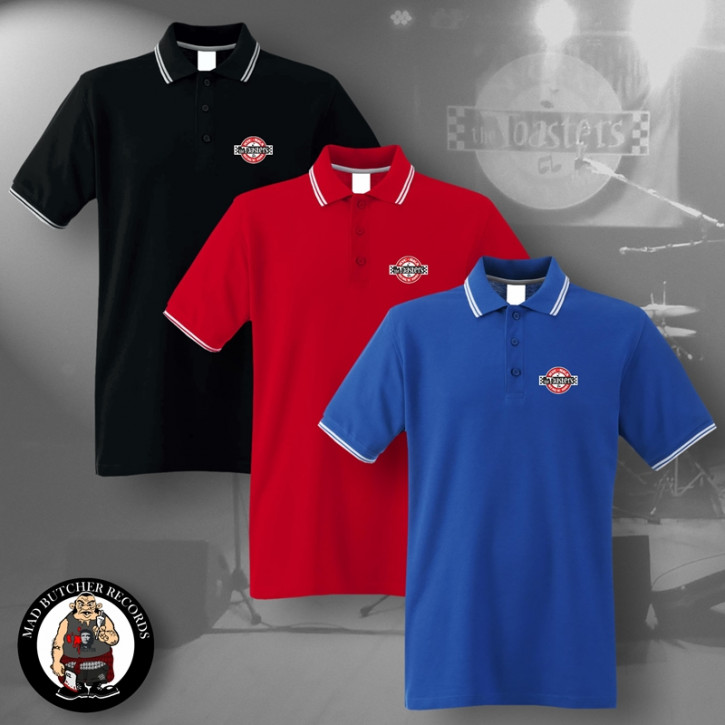 THE TOASTERS UNDERGROUND POLO