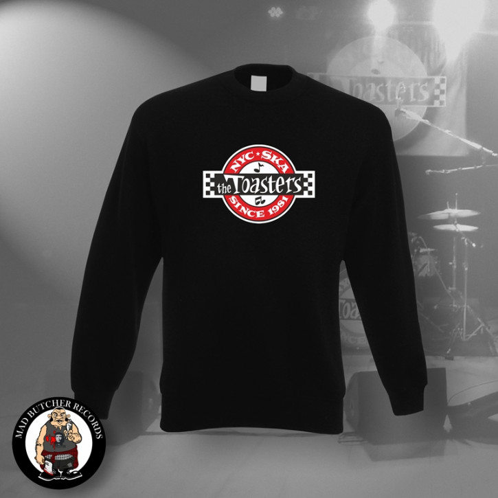 THE TOASTERS UNTERGROUND SWEATSHIRT