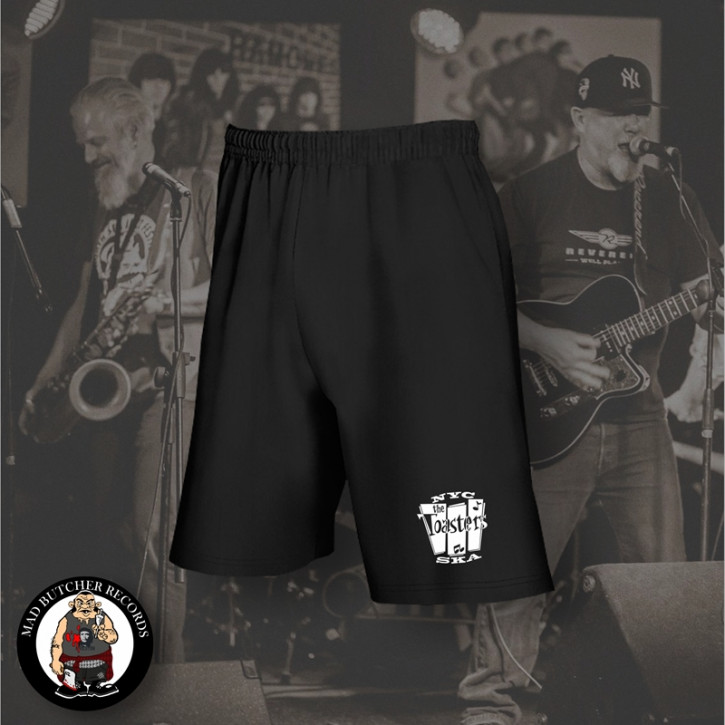 THE TOASTERS NYC SKA SHORTS