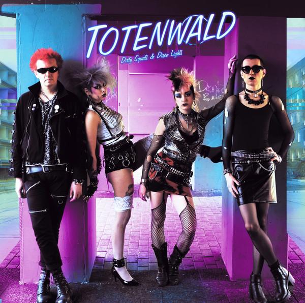 Totenwald – Dirty Squats & Disco Lights LP