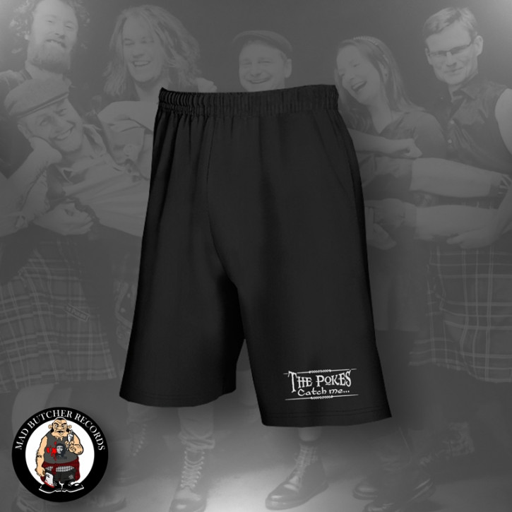 THE POKES CATCH ME SHORTS