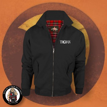HARRINGTON JACKET TROJAN Black / S