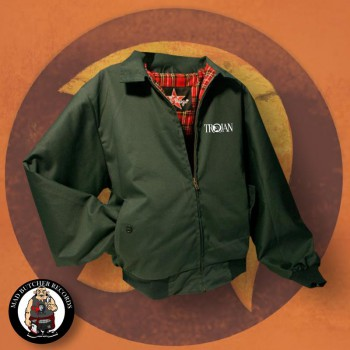 HARRINGTON JACKET TROJAN S / green