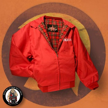 HARRINGTON JACKET TROJAN S / red
