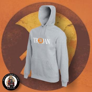 TROJAN HOOD M / grey