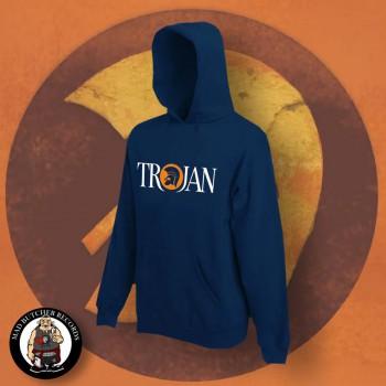 TROJAN HOOD M / navy